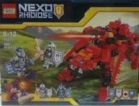 АКЦИЯ! Конструктор Лего (lego) nexo knights 70313, 380 дет.