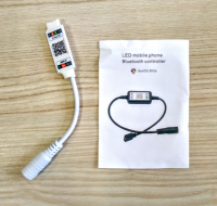 Bluetooth контроллер для светодиодных лент RGB RGBW