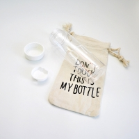 Бутылка My Bottle белая