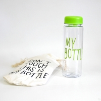Бутылка My Bottle салатовая