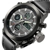 Часы мужские AMST наручные черный ремешок