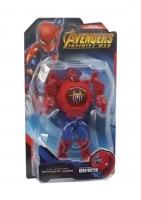 Часы наручные трансформер (Человек паук)
