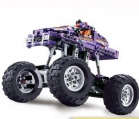 Конструктор Лего Decool 3381 Монстр Трак, 329 дет.