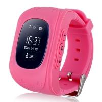 Умные часы SMART BABY WATCH Q50 розовый