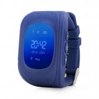 Умные часы SMART BABY WATCH Q50 голубой