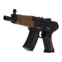Детский пистолет автомат трещотка Калаш
