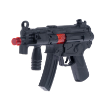 Детский пистолет автомат трещотка Штурм