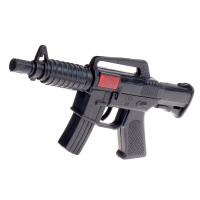 Детский пистолет автомат трещотка Защитник