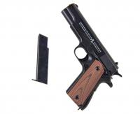 Детский пневматический металлический пистолет C8 Colt 1911