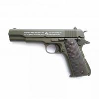 Детский пневматический металлический пистолет К116D Кольт