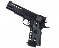 Детский пневматический металлический пистолет m 688 Кольт