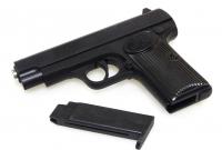 Детский пневматический металлический пистолет М17 Браунинг