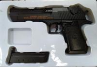 Детский пневматический металлический пистолет С20А (Desert Eagle)