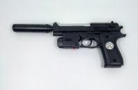 Детский пневматический пистолет 007R