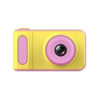 Детский цифровой фотоаппарат DC-G19 желтый