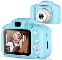 Детский цифровой фотоаппарат GBS-Kids зеленый