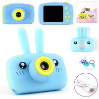 Детский цифровой фотоаппарат X9 голубой
