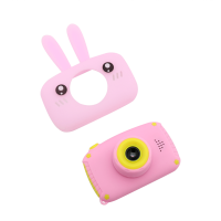 Детский цифровой фотоаппарат X9 розовый