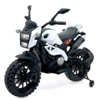 Электромобиль мотоцикл Эндуро, световые и звуковые эффекты