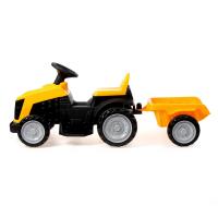 Электромобиль Трактор, с прицепом