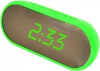 Электронные часы - будильник VST 712 зеленые