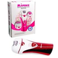 Набор Marske MS-6100 по уходу за телом 3 в 1 (триммер, эпилятор, роликовая пилка)