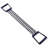 Эспандер плечевой подростковый, 4 резинки, пластиковые ручки