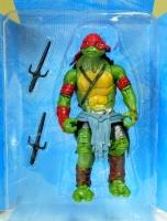Фигурка Черепашки ниндзя с оружием (15 см) Рафаэль