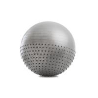 АКЦИЯ! Мяч для фитнеса 2 в1 Fitness&Massage ball 65 см (с насосом)