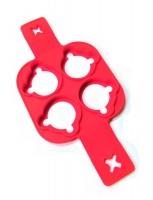 Форма для оладьев силиконовая Мишка