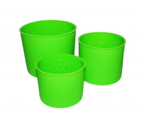 Форма силиконовая для выпечки набор 3 в 1