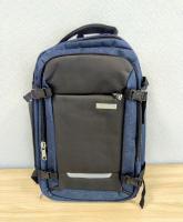 Городской бизнес рюкзак LOUI VEARNER синий
