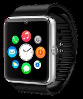 Умные часы GT08 черные