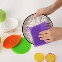 Губка для мытья посуды силиконовая