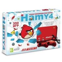 Игровая приставка Hamy 4 Angry Birds Red (350 игр)