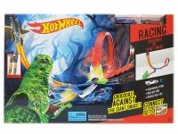 Хот вилс трэк Hot Wheels 5777 Атака крокодила и кобры