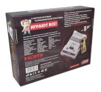 Игровая приставка к ТВ Dendy (Денди) Mortal Combat HDMI (440 игр)