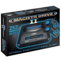 Игровая приставка к ТВ Sega Сега Magistr Drive 2 252 игры