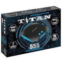 Игровая приставка к ТВ Sega Сега Магистр Titan 555 игр HDMI