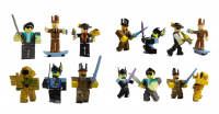 Игровой набор Roblox люди 6 фигурок