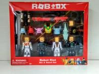 Игровой набор Roblox роблокс 4 в 1 Robot riot rx 09