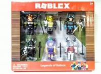 Игровой набор Roblox роблокс 6 в 1 legends of roblox