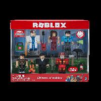 Игровой набор Roblox роботы 6 фигурок люди