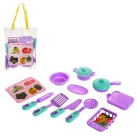 Игрушечная посуда набор посуды Маленькая помощница