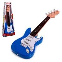 Игрушка музыкальная Гитара рокер, звуковые эффекты