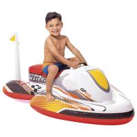 Игрушка надувная для плавания Скутер с ручками INTEX