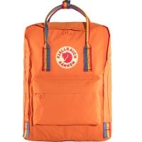 Рюкзак Kanken Rainbow оранжевый