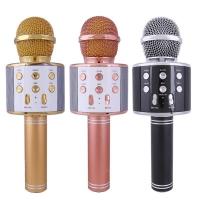 Караоке микрофон Беспроводной WS-858