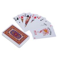 Карты игральные пластиковые Casino, 54 шт