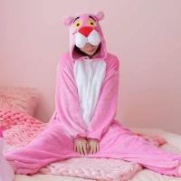 Кигуруми 3D Розовая Пантера размер 130